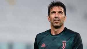 Buffon alarga su leyenda con otro récord