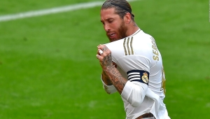 "Sergio Ramos atribuye su racha a ""buen momento anímico"""