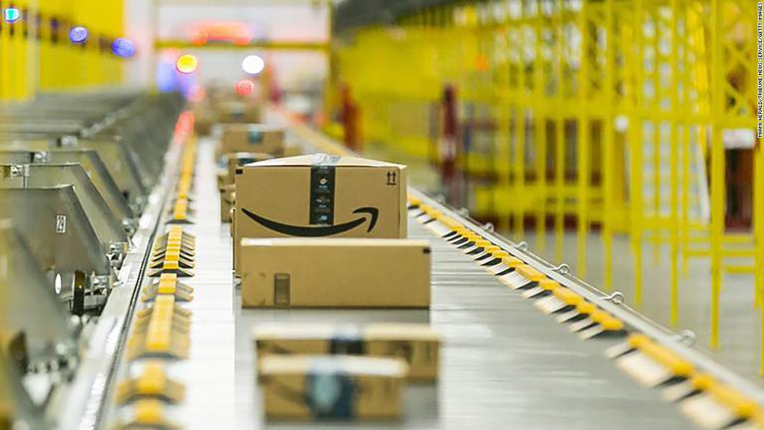 Amazon - Nasdaq - Jeff Bezos