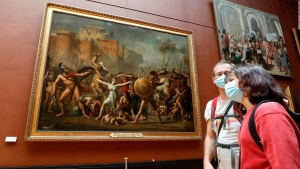 El Louvre abre sus puertas