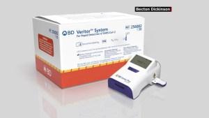 EE.UU. autoriza uso de prueba rápida para detectar el coronavirus
