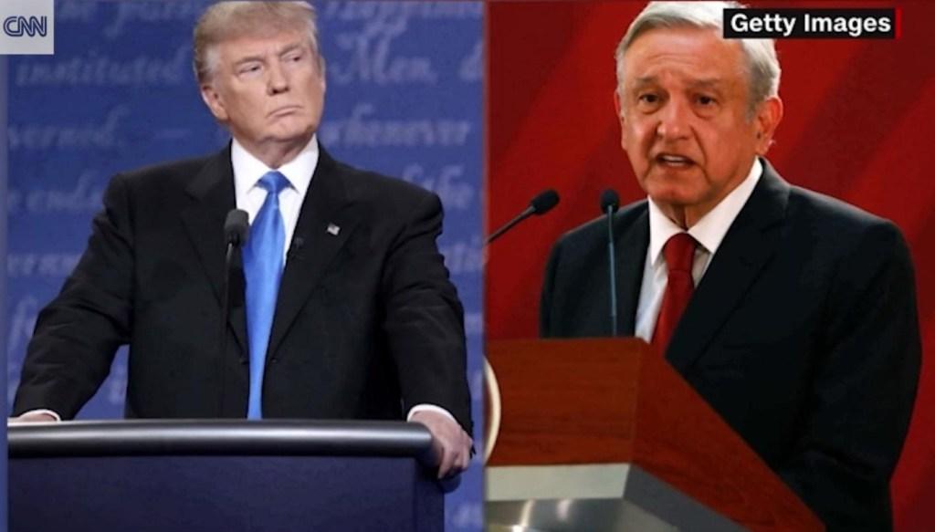 Conoce los detalles de la visita de AMLO a Trump