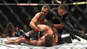 Se cumple un año del nocaut más rápido del UFC