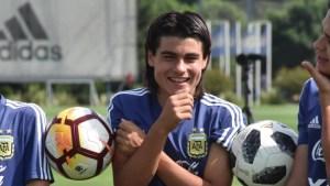¿Encontró Argentina al sucesor de Messi?