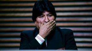 """Morales imputado en """"Caso Audio"""", ¿Cómo actuará la Justicia?"""