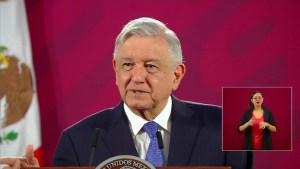 López Obrador da negativo en prueba por covid-19