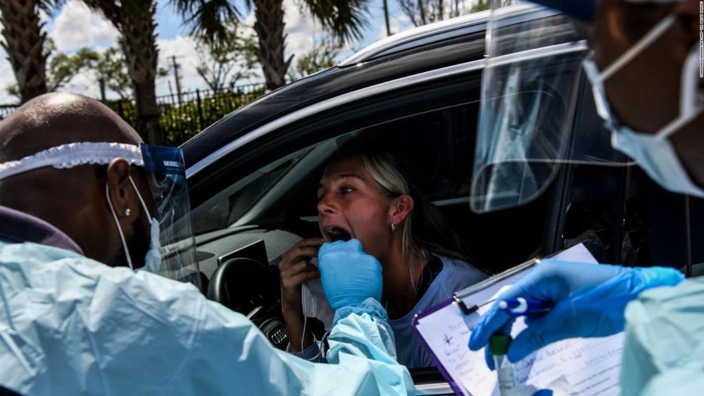 Temen desborde del sistema sanitario en Florida