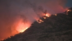 Evacúan residentes de Nevada por incendio