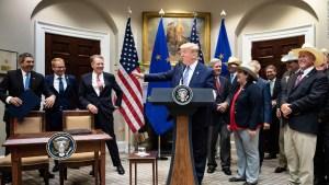 ¿Están Europa y EE.UU. al borde del quiebre?