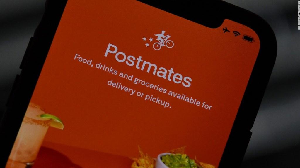 Uber anuncia acuerdo de compra de Postmates por US$ 2.650 millones