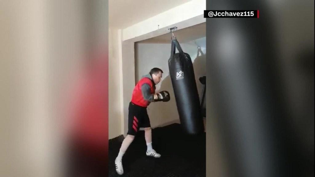 Boxeo: Julio César Chávez plantea regresar al cuadrilátero