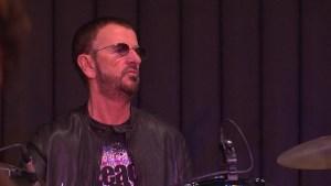 La razón detrás del apodo de Ringo Starr