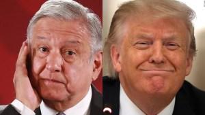 """AMLO sobre reunión con Trump: """"No vamos en plan de confrontación"""""""