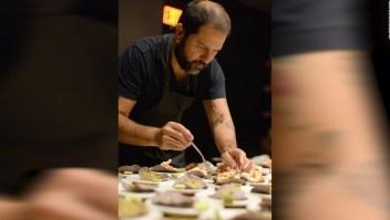 Enrique Olvera busca mantener de pie sus restaurantes