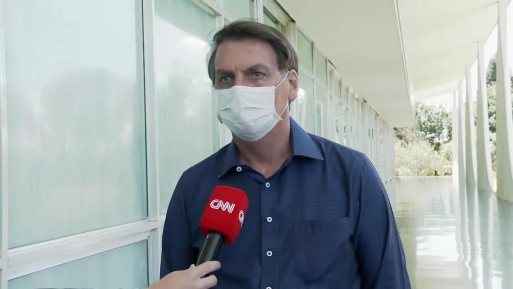 Preocupa el contacto estrecho de Bolsonaro con autoridades de Brasil