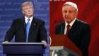 Expectativa por la primera reunión entre AMLO y Trump