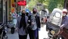 Cifra récord de muertes en Irán por coronavirus