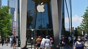 Esta es la marca billonaria que Apple está a punto de romper