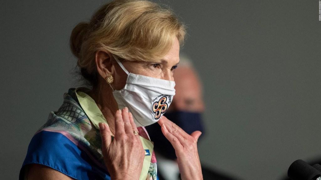 El llamado de la Casa Blanca para frenar el coronavirus