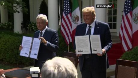 """Jorge Castañeda: """"Trump no ha sido respetuoso con los migrantes"""""""