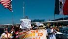 ¿Usa Trump la visita de AMLO para ganarse a la comunidad latina?