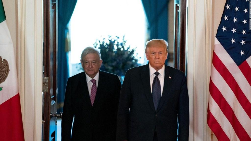 """Castañeda: """"México apoya la reelección del peor presidente en la historia de EE.UU."""""""