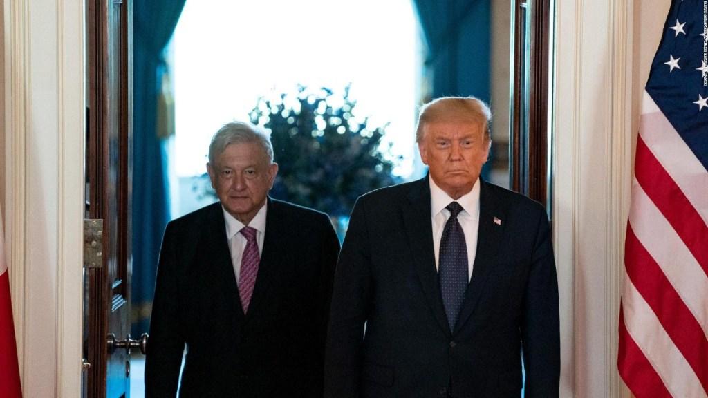 Expertos: AMLO tomó un gran riesgo al visitar a Trump