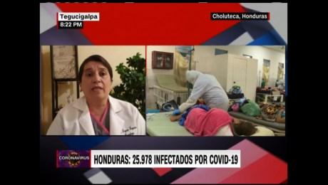 Confederación de Colegios Médicos de Honduras alerta del caos del sistema hospitalario