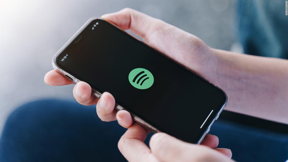 Spotify y otras aplicaciones se bloquean en los iPhones por aparente error de Facebook
