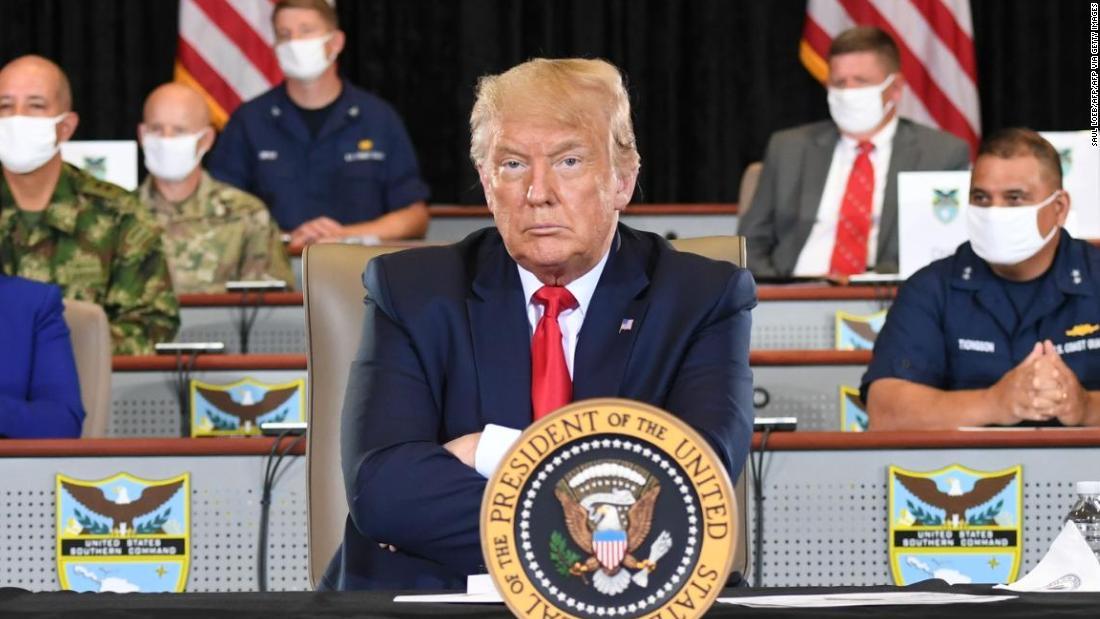 Análisis: Trump elige la política de distracción sobre el liderazgo