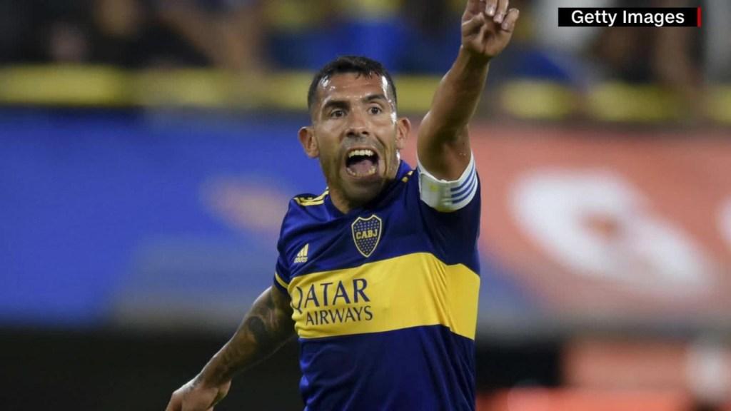 Carlos Tevez y su continuidad en Boca Juniors