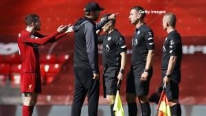 Fútbol: Liverpool se aleja del récord de puntos del Manchester City