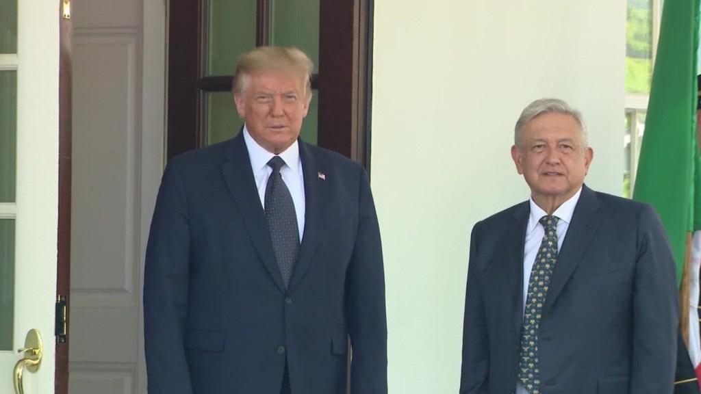 Reunión entre AMLO y Trump y otras noticias de la semana