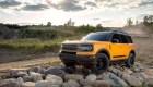 Ford presenta nueva línea de camionetas Bronco