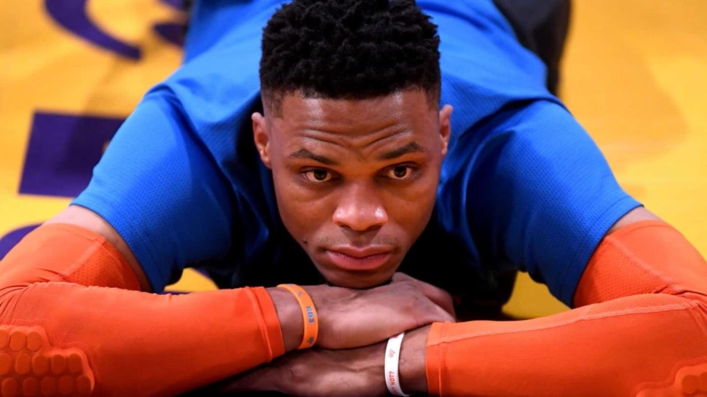 Russell Westbrook announces that it has been extended to that of coronaviruses
