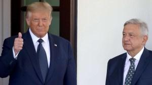 ¿Cómo usó Trump a AMLO para su campaña electoral?