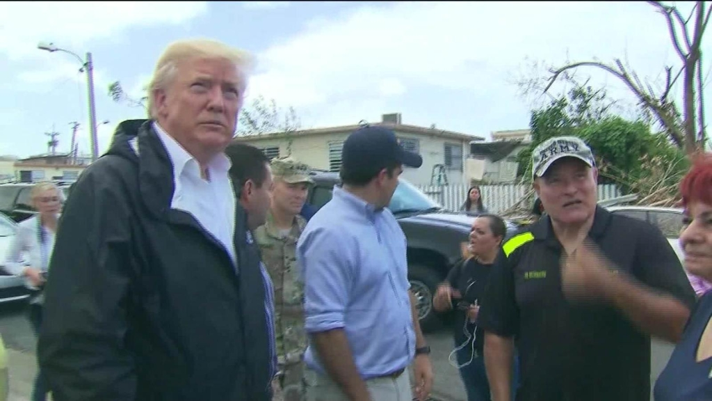 Puerto Ricans React To Trump Query About Selling The Island