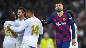 Análisis: Real Madrid supera a Barcelona línea por línea