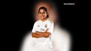 Kenti Robles, la mexicana que jugará en el Real Madrid