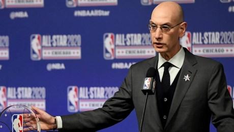 El covid-19 se volvió el más temible adversario de la NBA
