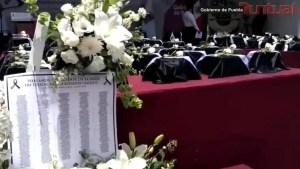 México: entregan cenizas de muertos por covid-19 en EE.UU.