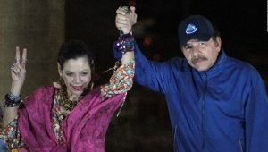 """Bianca Jagger califica a Daniel Ortega y Rosario Murillo como """"diabólicos"""""""