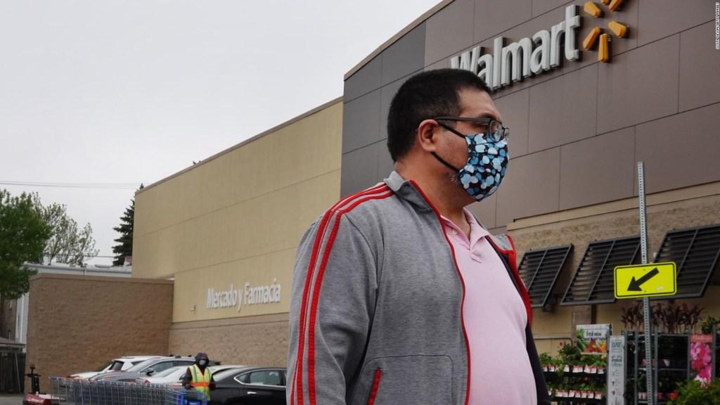 Walmart exigirá a sus clientes que usen mascarillas