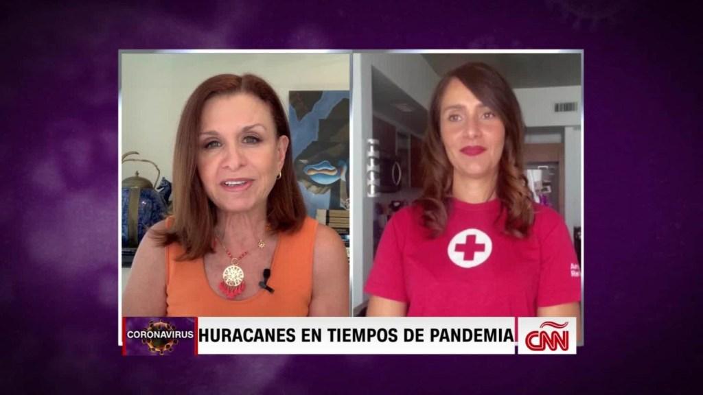 Cómo estar listos para un huracán en tiempos de pandemia