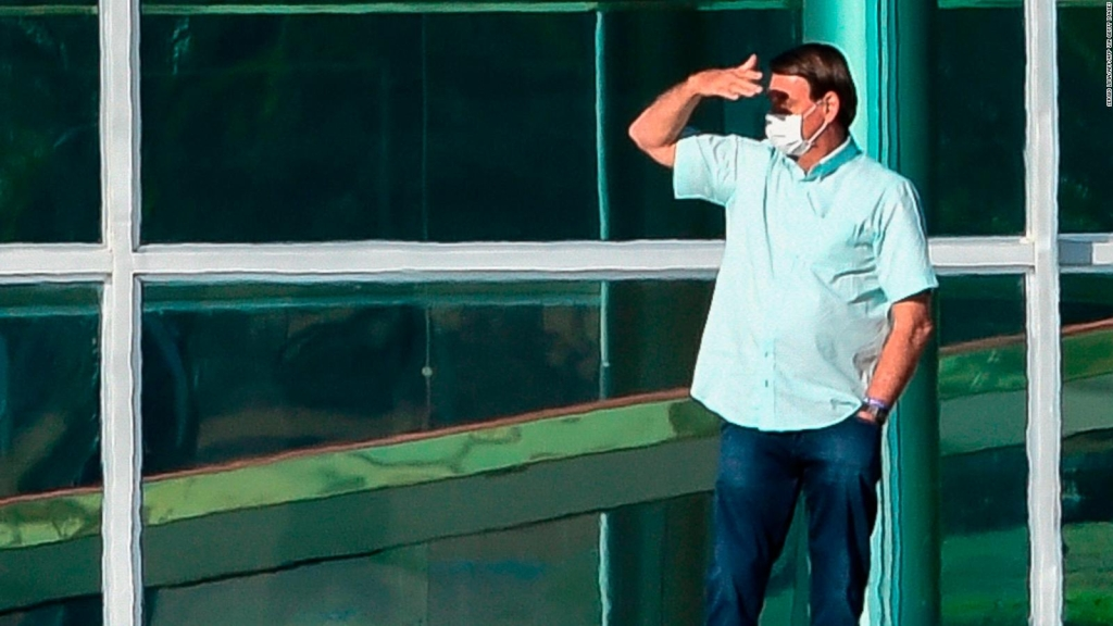 Cuál es la situación actual de Bolsonaro