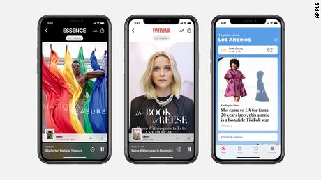 Apple lanza nuevo podcast de noticias
