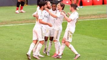 Real Madrid, con LaLiga en sus manos