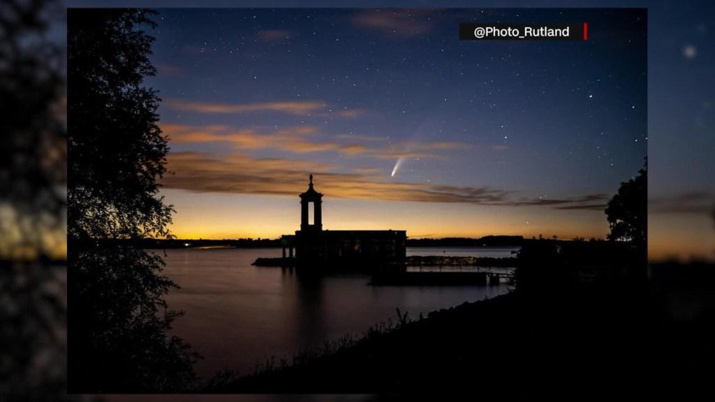Astrofísica revela cómo ver mejor el cometa Neowise