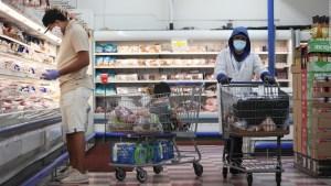 Estos alimentos están ahora más caros en supermercados