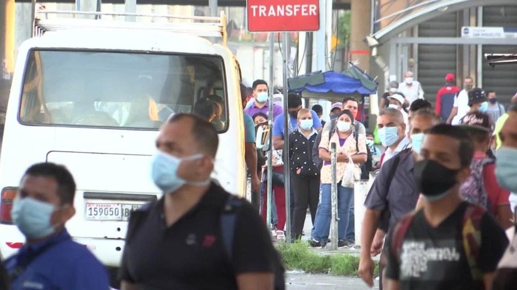 Panamá vuelve a la cuarentena total los fines de semana